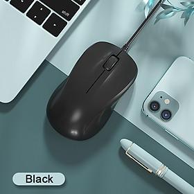 Wire Gaming Mouse Games Mause Ergonomic 3 Phím Chuột cho Máy tính xách tay HP Máy tính xách tay Máy tính xách tay PC Gamer Chuột Pink Girl Woman Magic Mouse