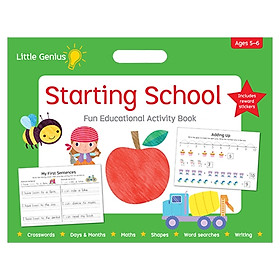 Little Genius Pad Starting School