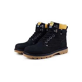 Giày dã ngoại kiểu thể thao nam cổ cao ROZALO RM9602