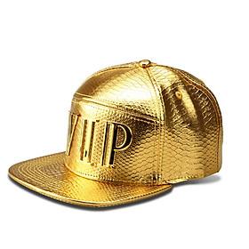 Mũ Nón Snapback V.I.P vàng sang trọng H1005