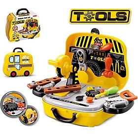 Bộ đồ chơi sửa chữa mini cho bé BBT GLOBAL 008-916A
