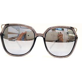 kính mát thời trang nữ phong cách, trẻ trung, hiện đại tròng kính chống UV400 Hàn Quốc
