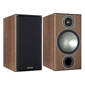 Loa Thùng Monitor Audio Bronze 2 Walnut (100W)