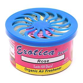 Hình ảnh Sáp Thơm Ô Tô Exotica Rose (42g)