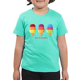 Áo Thun Bé Ice Cream