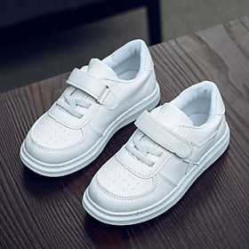 Cotton Winter Autumn Children Shoes Fashion Casual Breathable Anti-Slip Sneakers Kids Soft Soled Sport Shoes