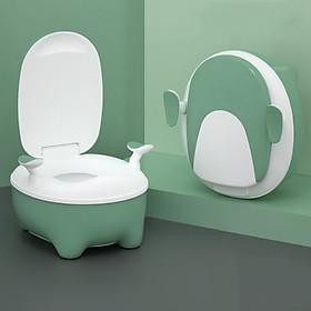 Bô vệ sinh trẻ em giúp bé tự đi vệ sinh dễ dàng