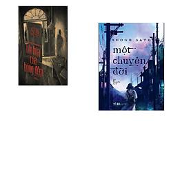 Combo 2 cuốn sách: Lời hứa của bóng đêm + Một chuyện đời
