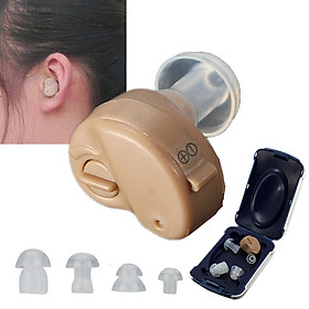 New Listening Hearing Aids Aid Sound Amplifier Tone Volume Adjustable AXON K-80