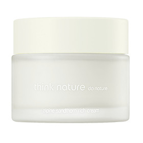 Kem dưỡng da Think Nature Alpine Sandthorn Rich Cream 50ML