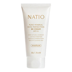 Natio Pure Mineral Skin Perfecting BB Cream SPF 15 Fair Online Only