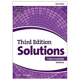 Solutions: Intermediate: Workbook - 3rd Edition