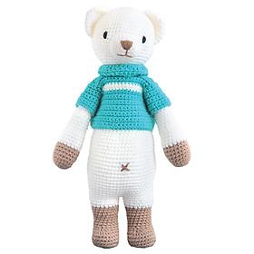 Thú Bông Gấu Bobbie đứng L Bobi Craft WT-125ACR-M-L