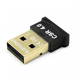 USB Bluetooth cho PC , Laptop 4.0  - Tạo kết nối không dây cho PC , Laptop