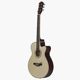 Đàn guitar acoustic có ty khóa đúc GV930A