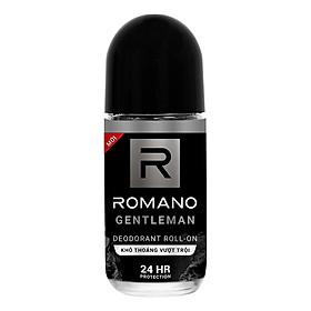 Lăn khử mùi Romano Gentleman (50ml)