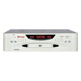 Đầu Karaoke Arirang AR-3600B (Bluetooth) + 2 Micro 3.6B + Đĩa Karaoke Và Sách List Nhạc - Hàng Chính Hãng