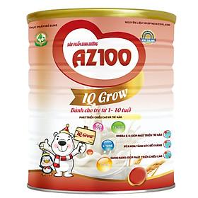 3 Hộp Sữa dinh dưỡng AZ100 IQ GROW 400G