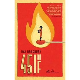 Sách - 451 độ F (Bìa cứng)