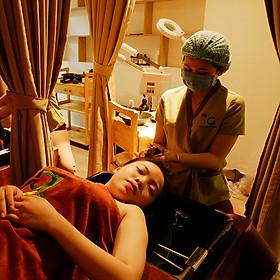 Chăm Sóc Tóc / Gội Đầu Cho Người Bận Rộn Tại TG Herbal House
