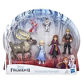 Bộ Sưu Tập Các Nhân Vật Frozen 2 Hasbro E5497
