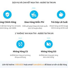 Tivi LED LG 43 inch Full HD 43LJ500T - Hàng chính hãng