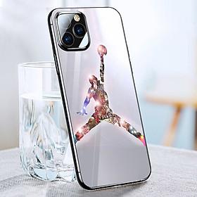 Ốp kính cường lực cho điện thoại iPhone 11 Pro - Jordan 23 MS JD23D023