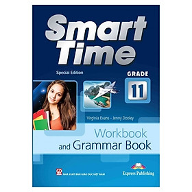 Smart Time Special Edition Grade 11 - Workbook and Grammar Book