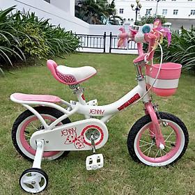 Xe đạp RoyalBaby Jenny size12 cho bé từ 2-5t