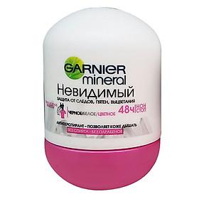Lăn khử mùi vô hình Garnier Deodorant Invisible 50ml