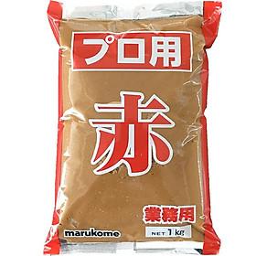 Tương Miso đỏ Marukome Miso Red 1kg