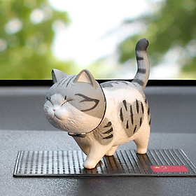 Mô hình Mèo Mew Mew Mini
