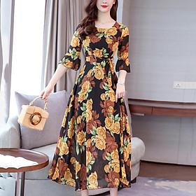 Biểu đồ lịch sử biến động giá bán Váy Chữ A Thời Trang In Hoa Cho Nữ