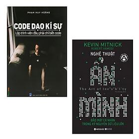 [Download Sách] Combo Code Dạo Kí Sự + Nghệ Thuật Ẩn Mình
