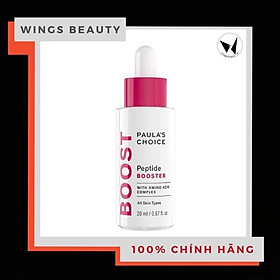 PAULA'S CHOICE - Tinh chất Peptide Booster With Amino Acid Complex 20ml