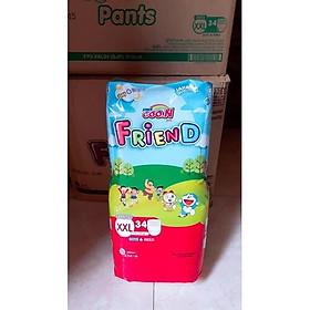 Tã quần Goo.n Friend super jumbo XXL34 miếng-1