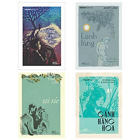 Combo Việt Nam danh tác (4 cuốn: Những ngày thơ ấu+ Lạnh Lùng + Gánh hàng hoa  Sợi Tóc)