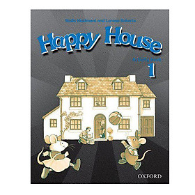 Happy House: Activity Book Level 1