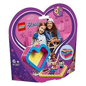 Chiếc Hộp Trái Tim Của Olivia LEGO 41357