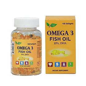 Thực phẩm bảo vệ sức khỏe Nature Gift OMEGA 3 Fish Oil ( Hộp 100 viên)