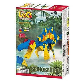 Đồ Chơi Đố Trí LaQ Dinosaur World Spinosaurus