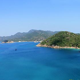Tour Nhị Đảo 2 Ngày: Đảo Điệp Sơn & Đảo Bình Ba, Đón Tại Nha Trang, Khởi Hành Hàng Ngày