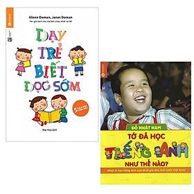 Bộ sách phát triển ngôn ngữ cho trẻ: Dạy Trẻ Biết Đọc Sớm - Tớ Đã Học Tiếng Anh Như Thế Nào