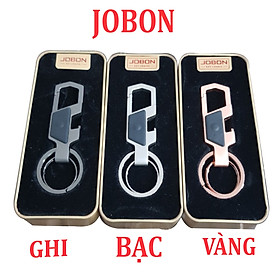 Móc chìa khóa đa năng ô tô, xe máy Jobon ZB-018 cao cấp