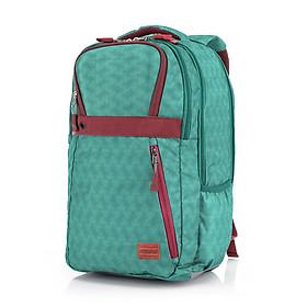 Balo laptop Strata AMERICAN TOURISTER :Túi trùm chống mưa Dây đeo vai  công nghệ Tractum Suspension Strap Ngăn laptop có thể khóa