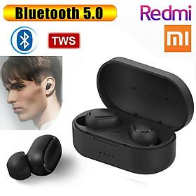 Tai nghe không dây Xiaomi Xiaomi Redmi TWS Airdots Bluetooth 5.0 cảm ứng thông minh khử tiếng ồn xung quanh