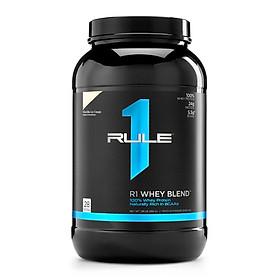 Sữa tăng cơ Rule 1 Whey Blend 28 servings - 896g