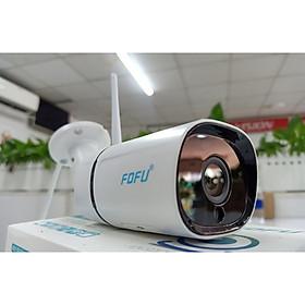 Camera Wifi ngoài trời 2.0MP Fofu Full HD (1080P) siêu nét tặng kèm thẻ nhớ 32GB - Hàng Nhập Khẩu