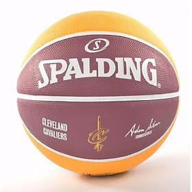 Bóng rổ Spalding NBA Team Cleveland Cavaliers Outdoor size7