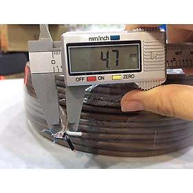 Dây tín hiệu Micro, OD: 4.7